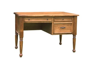 Southern Pine Small Savannah Desk