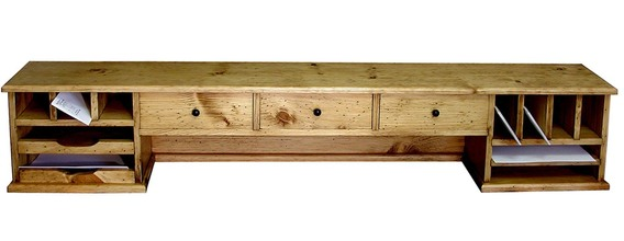 More about the 'Southern Pine Desk Organizer' product