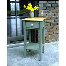 Southern Pine Bedside Table