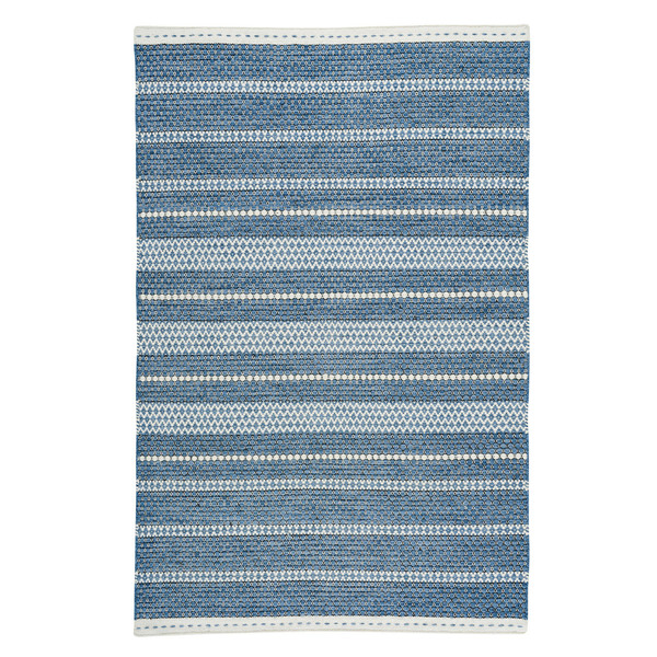 Abingdon Ink Wool Rug by Capel