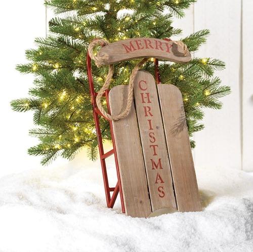 merry christmas sled - Christmas Sled