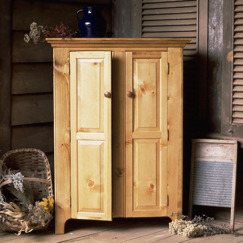 primitive jelly cupboard - Jelly Cupboard as Food Preservation and ...
