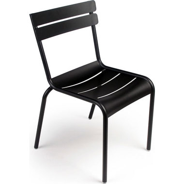 Luxembourg Stackable Side Chairs PAIR