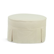 More about the 'Round Ottoman' product