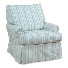 Sarah Slipcovered XL Chair