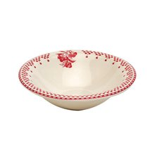 More about the 'Damier Red Cereal Bowl' product