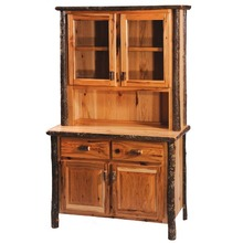 "More about the 'Hickory Buffet and Hutch - 48""' product"