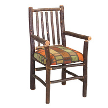 More about the 'Hickory Spoke Back Arm Chair' product