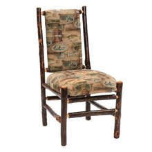 More about the 'Hickory Upholstered Back Side Chair' product