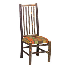 More about the 'Hickory High Back Spoke Back Side Chair' product