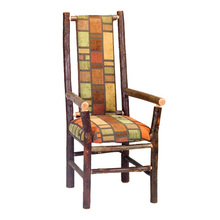 More about the 'Hickory High Back Upholstered Back Arm Chair' product