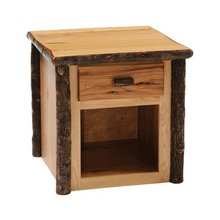 More about the 'Hickory One Drawer End Table' product