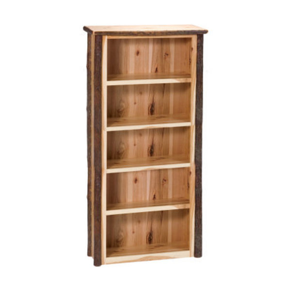 Hickory Large Bookshelf