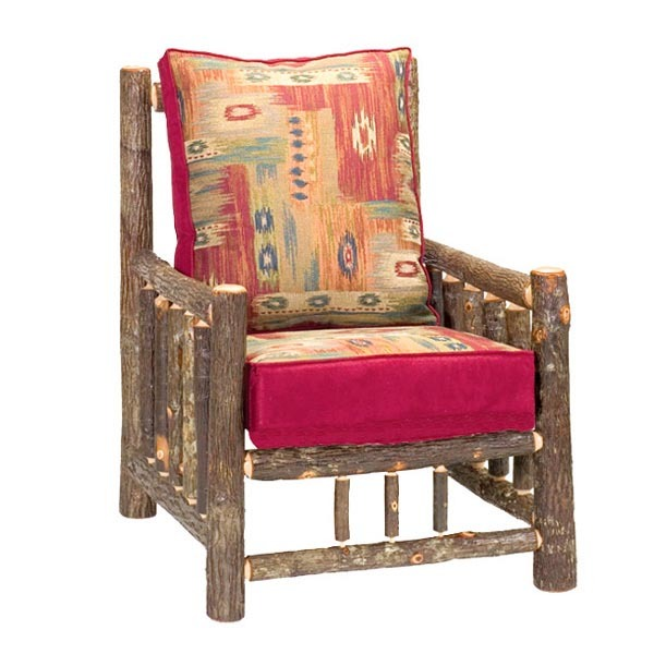 Hickory Lounge Chair