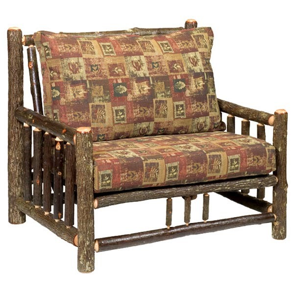 Hickory Chair-and-a-half