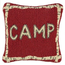 More about the 'Camp Hooked Wool Pillow by Chandler 4 Corners' product