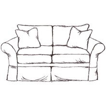 More about the 'Alyssa Loveseat' product
