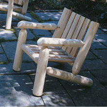 More about the 'Log Cabin Armchair' product