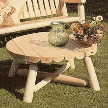More about the 'Cedar Round Coffee Table - 36 Diam.' product