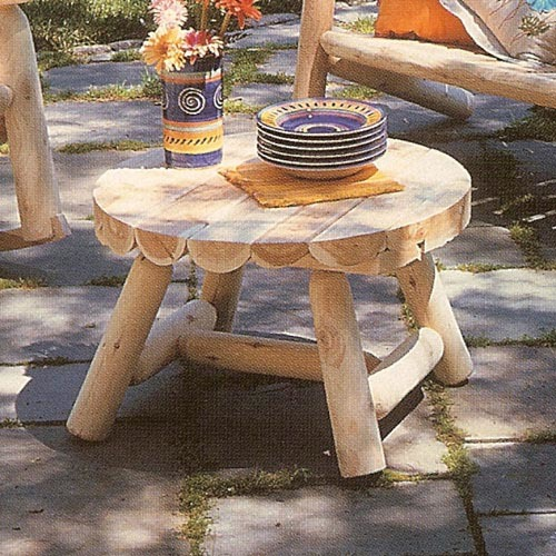 27 inch Round Coffee Table
