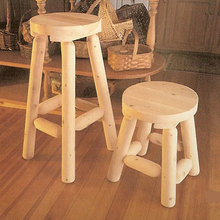 More about the 'Log Cabin Bar Stool' product