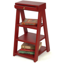Magazine Ladder Shelf