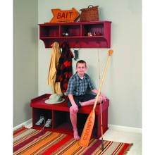 "More about the '50"" Cubby Bench' product"