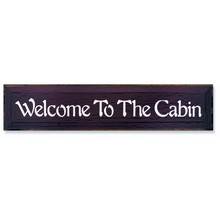 More about the 'Welcome to the Cabin' product
