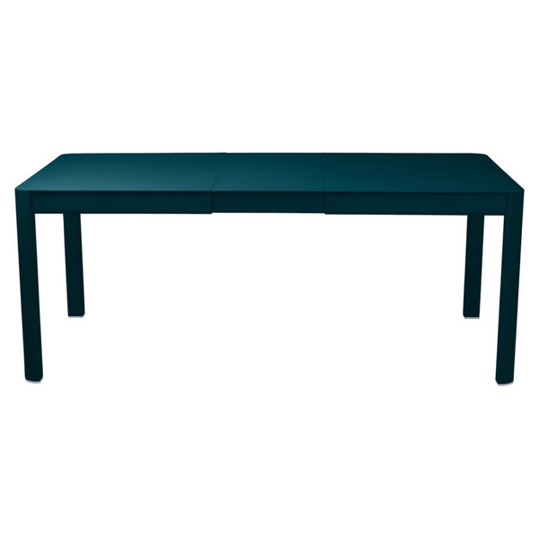 Ribambelle table in Acapulco Blue