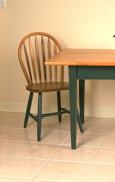 Southern Pine Arrowback side chair