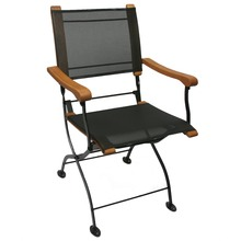 Felicia Folding Arm Chair - EACH