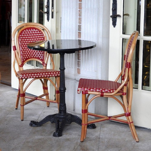 Montmartre Rattan Chair - Shiney Weave