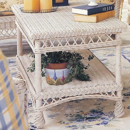 Rockport Wicker Coffee Table