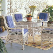 More about the 'Rockport Wicker Dining Group' product