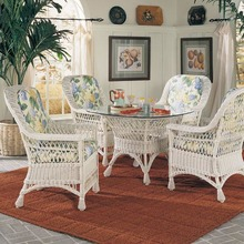 Wicker Dining | Harbor Front Wicker Collection