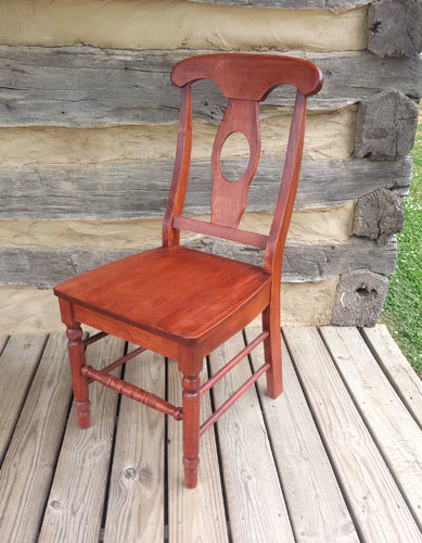 Sputhern Pine Empire Chair