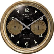 Chronograph Black Clock