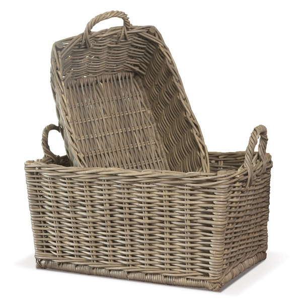 Normandy Laundry Baskets, Set Of 2