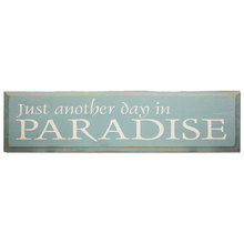 More about the 'Vintage Sign - Paradise Large' product
