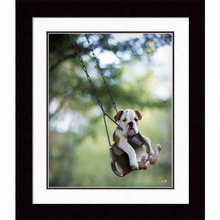More about the 'Buster Swinging Bull Dog Print' product