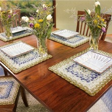 Braided Placemats | Set of Four