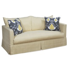 Ryane Loveseat with Bench Cushion