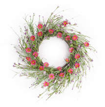 Mini Daisy Wreath (Set of 2)