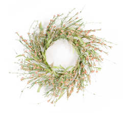 Mini Floral Wreath (Set of 2)
