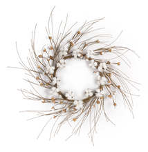 More about the 'Cotton Pod Wreath (Set of 2)' product