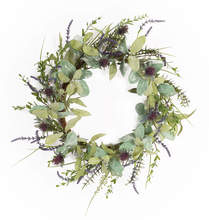 Herb/Thistle Wreath