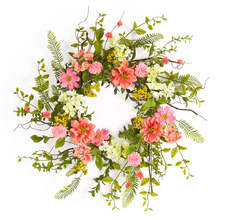 Cosmos/Berry Wreath