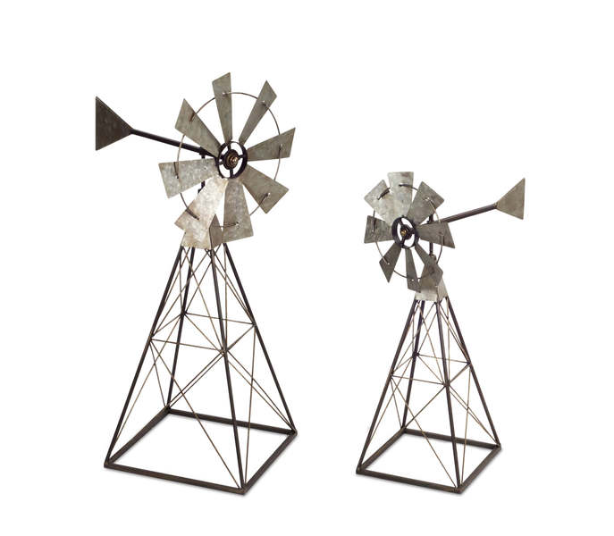 Windmill (Set of 2)
