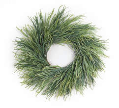 More about the 'Pearl Grass Wreath (Set of 2)' product