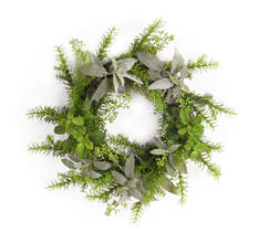 Herb Wreath (Set of 2)